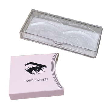 Private Design Paper Slip For Eyelash Holder