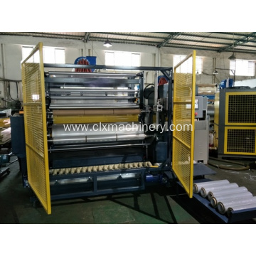 High Power 3-layer Co-extrusion Cast Film Machine