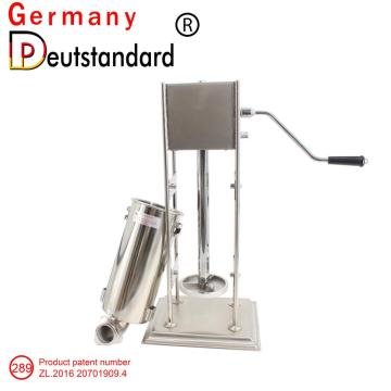 Manual churros machine stainless steel churros maker