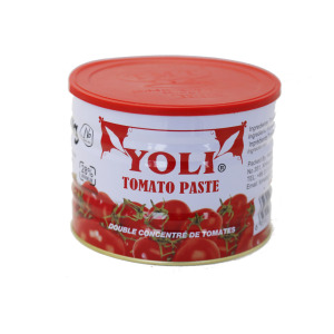 70g-4500g canned tomato paste for Ghana