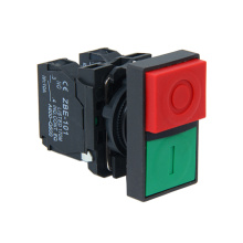 Good Quality for Small Push Button Switch XB5AL8325 Double Head Pushbutton Switch supply to Saudi Arabia Exporter