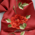 Hand Embroidered Scarf Festive