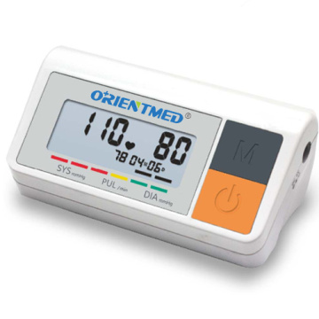 2017 new designed digital upper arm blood pressure monitor