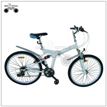 26 Inch Y Frame Foldable Mountain Bike