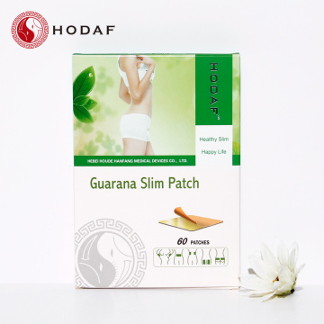 hot sale sound quality guarana slimming plaster