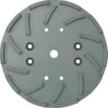 Professional China for Abrasive Grinding Cup Wheel 180mm High Quality Diamond Grinding Disc supply to Portugal Factories