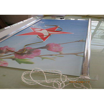 Customed Outdoor PVC Banner for Advertising