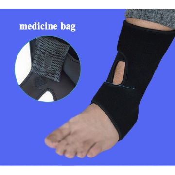 High Quality for Ankle Stabilizer Brace Padded wholesale black ankle socks weights straps supply to Bahamas Supplier