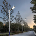 100 watt LED street light for road project