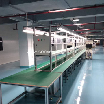 Heavy Duty Motorized Stainless Steel Belt Conveyors