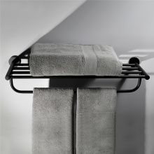HIDEEP Stainless Steel Bathroom Towel Rack