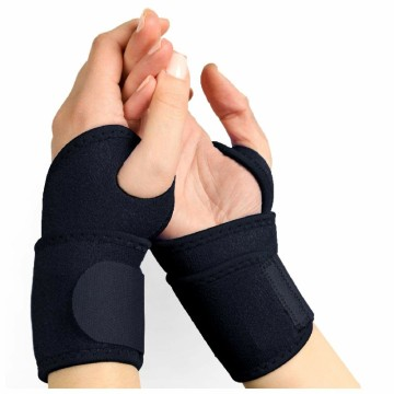 Neopreen oanpasbere Carpal Tunnel Night Wrist Brace