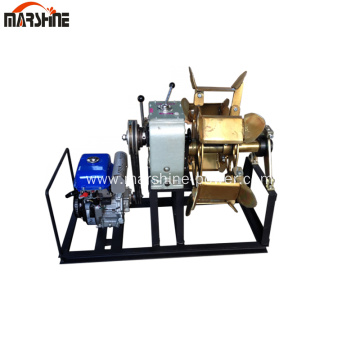 3Ton Yamaha Engine Cable Pulling Winch Gasoline Engine