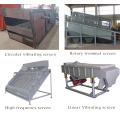 Vibro Sieve Separator For Sand And Aggregate Screening