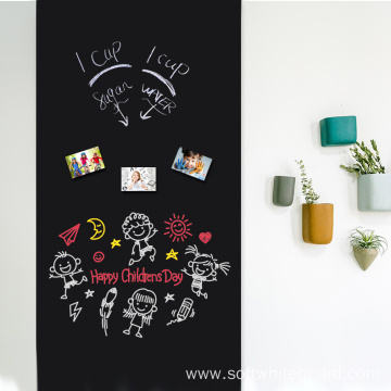 ແຜ່ນກະດາດ Vinyl Self-Adhesive Wallboard Covering Film