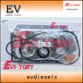 ISUZU 3KC2 cylinder head gasket kit
