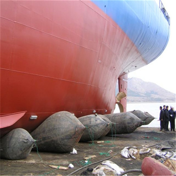 Marine Airbags for Ship Launching or Upgrading