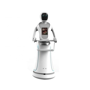 Top Suppliers for Restaurant Robot,Robot Waiter For Restaurant,Restaurant Robot Waiter Manufacturer in China Restaurant Smart Delivery Food Waiter Robot supply to Cuba Manufacturers