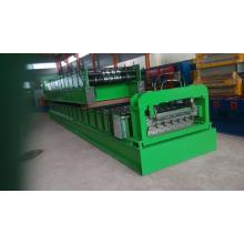 Hydraulic Color Steel Floor Deck Panel Machine