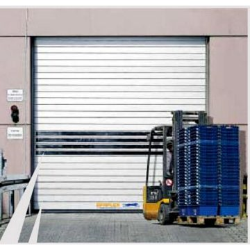 I-Aluminium High Speed ​​Fast Rapid Rolling Shutter Door