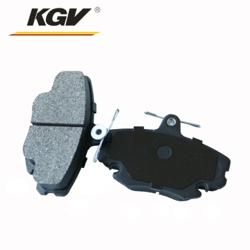 Front Axle Semi-metallic Brake Pad sets For RENAULT