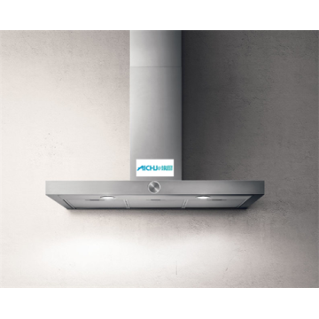 Wall Mounted Propeller Hood Stainless Steel