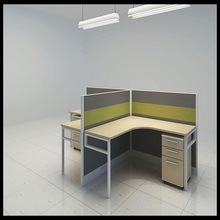 ODM for Contemporary Office Cubicles office cubicle design workstation furniture design supply to Nepal Factory