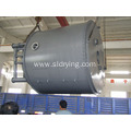Gypsum powder Disc continuous dryer machine