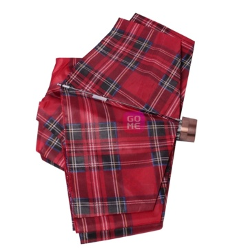 Auto open and close Scottish style men umbrella