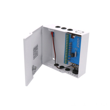 12V 5amp security cctv access control power supply