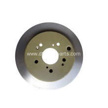 High Quality for Braking System,Brake System,Anti Lock Braking System Manufacturers and Suppliers in China Rear Brake Disc 3502012XKZ16A supply to Morocco Supplier