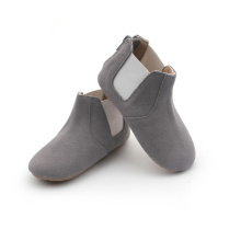 New Style Soft Sole Leather Baby Casual Shoe