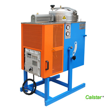 Waste Solvent Recovery Equipment