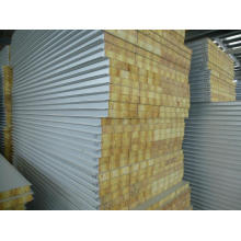rock wool wall panels for container house