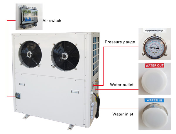 Heat Pump for Home Use
