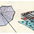 180cm dia wind resistent beach umbrella with tassels