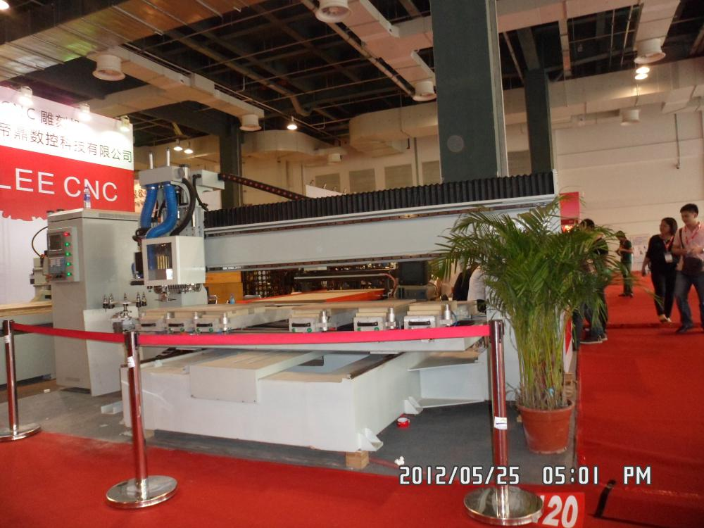 granite cnc machine