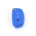 Suitable silicone key fob cover for hyundai verna