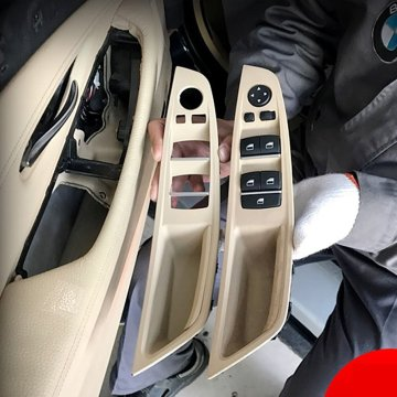 Window Switch Armlehnenplattensatz für BMW 5