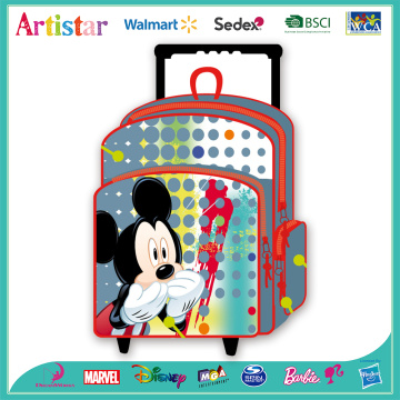 DISNEY MICKEY MOUSE activity trolley bag