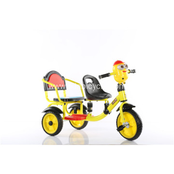 High Quality Children Tricycle with Trailer