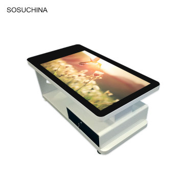 slim Waterproof touch table interactive kiosk