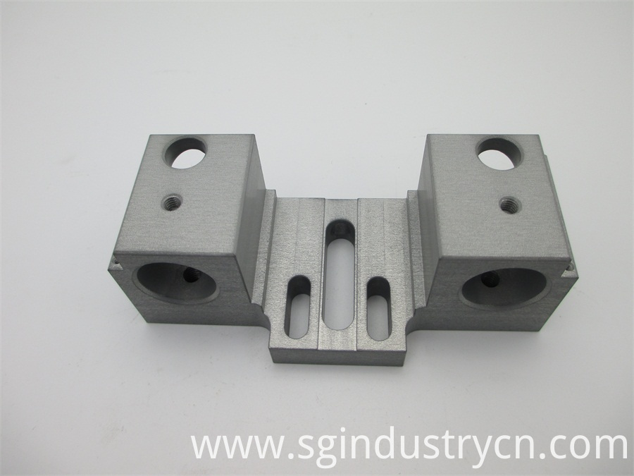 Aluminum Milling Jig Assembly