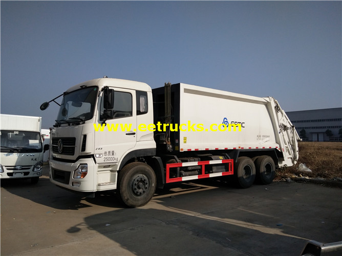 Compressed Rubbish Trucks