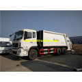 16 CBM 6x4 Compressed Rubbish Trucks