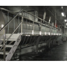 High Quality for Chicken Water Pre-Chilling High Quality Poultry Spiral Chiller supply to Nepal Manufacturer