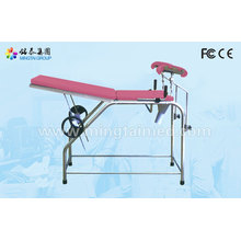 10 Years for Gynecological Examination Chair Stainless steel examination table supply to Spain Importers