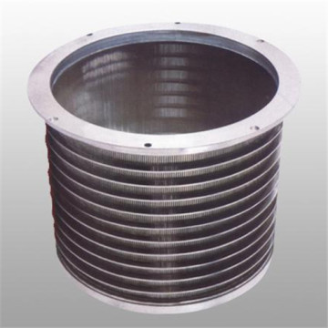 Leading for Spare Parts Of Pulping Equipment Pressure Screen Slot Basket supply to South Korea Wholesale
