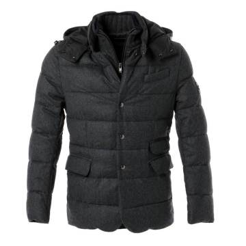 Moda Down Jacket Para Winters