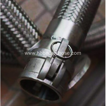 Flexible Stainless Steel Braided Tube